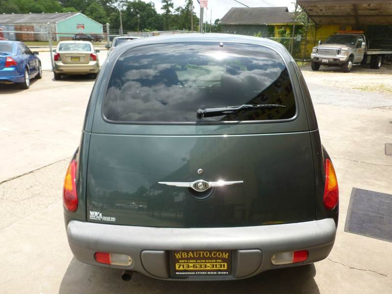 2003 Chrysler PT Cruiser 4dr Wagon - Houston TX