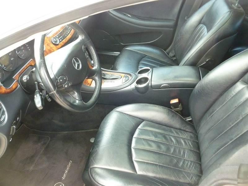 2006 Mercedes-Benz CLS CLS 500 4dr Sedan - Houston TX