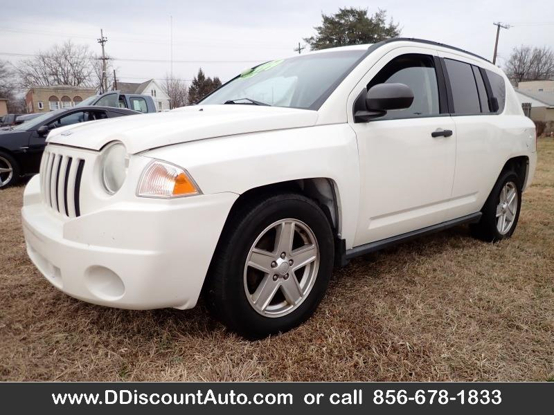2007 Jeep Compass 4x4 Sport 4dr Suv In Pennsville Nj Ds Discount