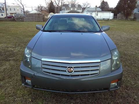 2005 Cadillac CTS for sale in Pennsville, NJ