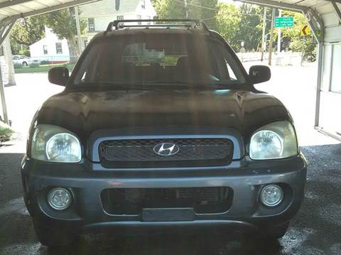 2001 Hyundai Santa Fe for sale in Pennsville, NJ