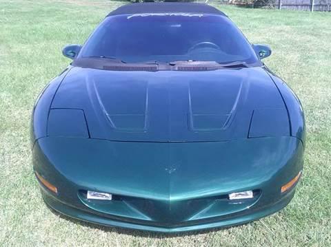 1995 Pontiac Firebird for sale in Pennsville, NJ