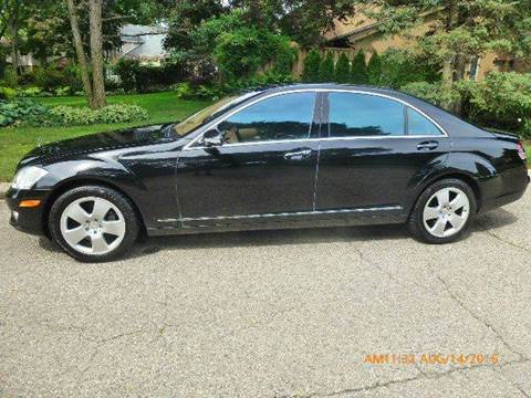 2007 Mercedes-Benz S-Class for sale in Commerce Township, MI
