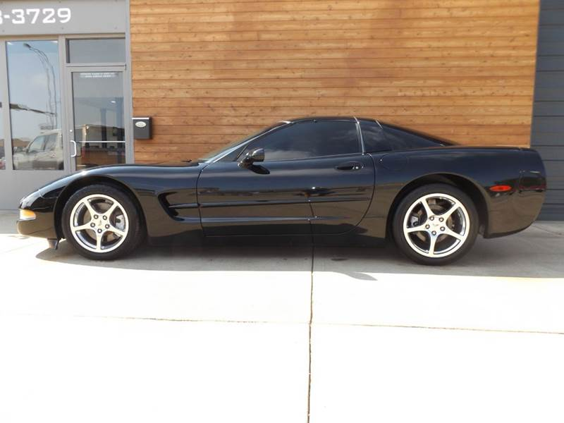 2003 Chevrolet Corvette 2dr Coupe - Derby KS