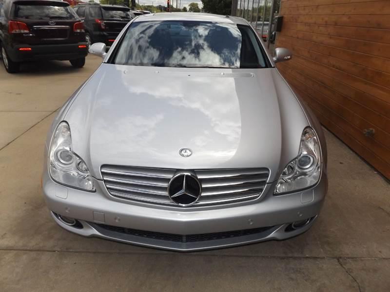 2008 Mercedes-Benz CLS CLS 550 4dr Sedan - Derby KS