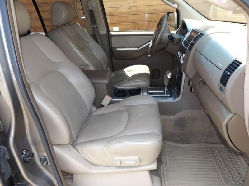 2006 Nissan Pathfinder SE 4dr SUV 4WD - Derby KS