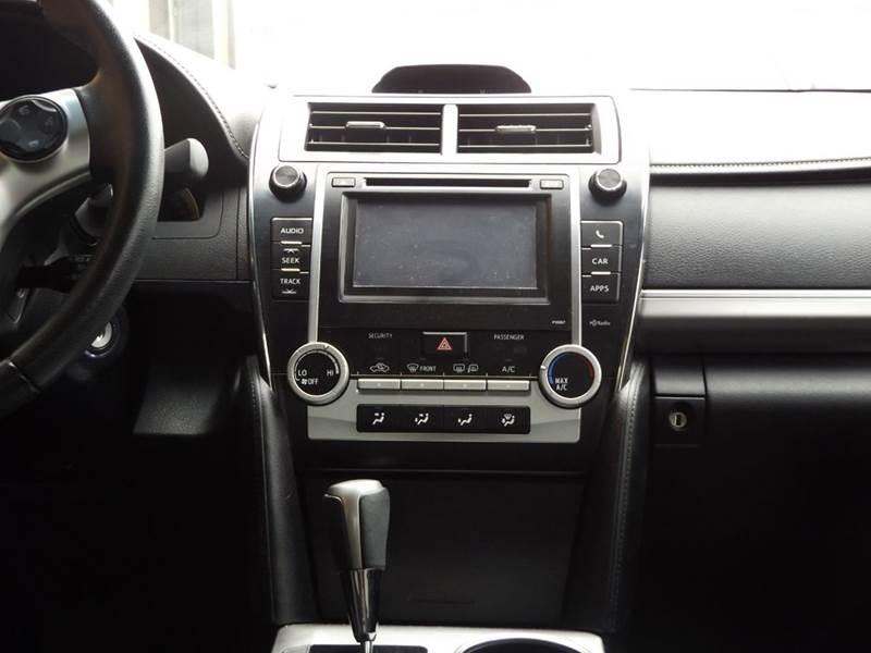 2012 Toyota Camry SE 4dr Sedan - Derby KS
