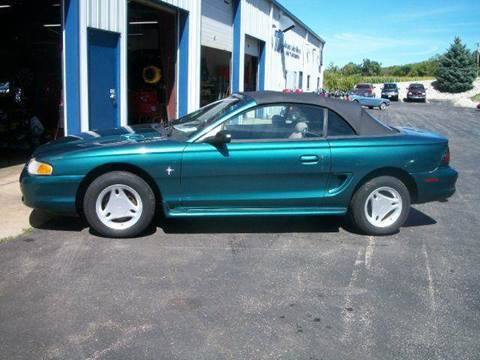 1996 Ford Mustang for sale in Fond Du Lac, WI