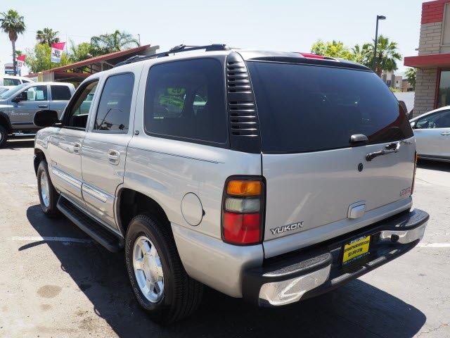 2005 GMC Yukon SLT 4dr SUV - Corona CA