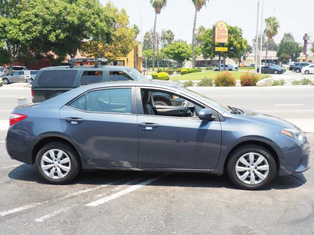 2014 Toyota Corolla LE 4dr Sedan - Corona CA