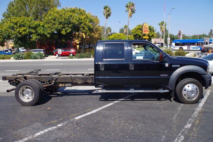 2007 Ford F-550 Super Duty  - Corona CA