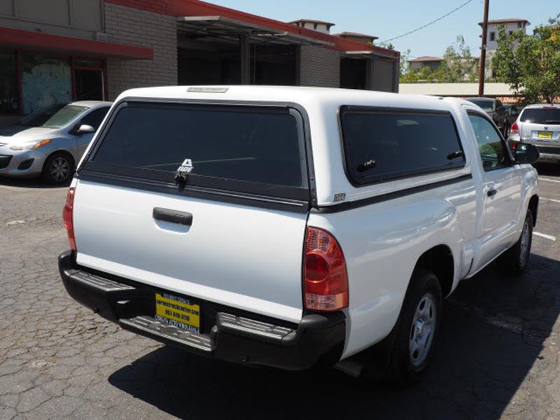 2013 Toyota Tacoma 4x2 2dr Regular Cab 6.1 ft SB 4A - Corona CA