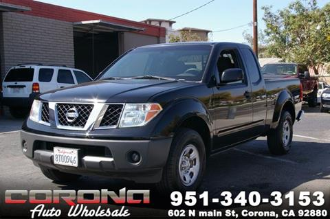 2011 Nissan Frontier for sale in Corona, CA