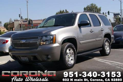 2007 Chevrolet Tahoe for sale in Corona, CA