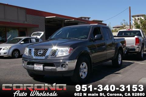 2010 Nissan Frontier for sale in Corona, CA