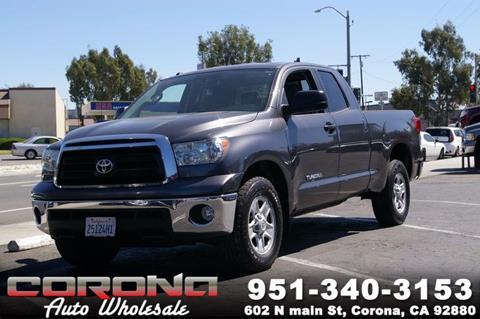 2013 Toyota Tundra for sale in Corona, CA
