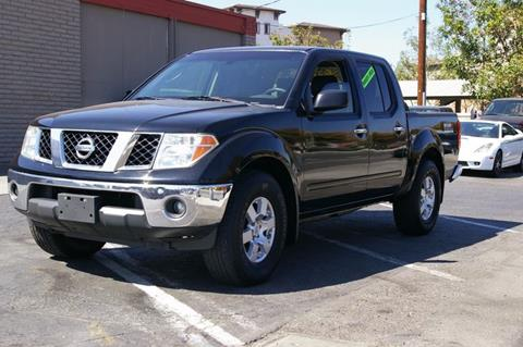 2008 Nissan Frontier for sale in Corona, CA