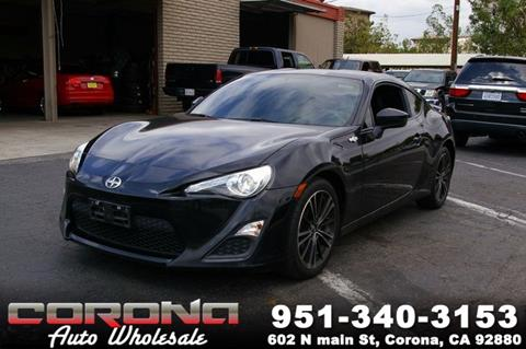 2014 Scion FR S For Sale In Corona, CA