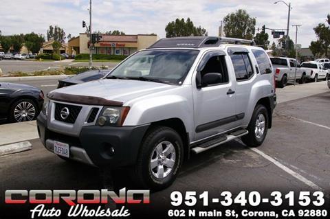 2009 Nissan Xterra for sale in Corona, CA