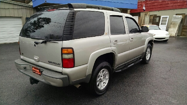 2004 chevrolet tahoe z71 4wd 4dr suv in greeneville tn. Black Bedroom Furniture Sets. Home Design Ideas