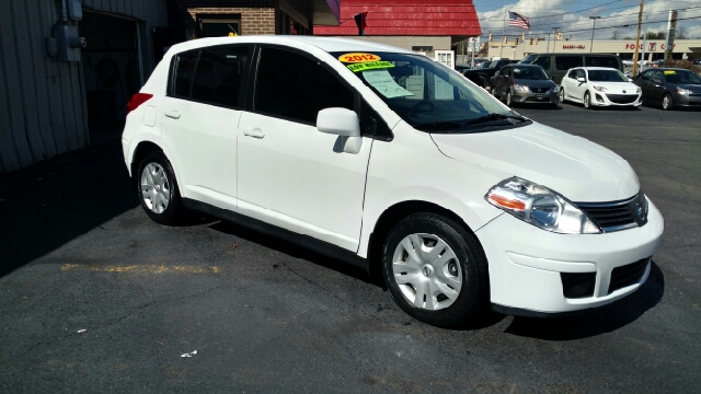 2012 Nissan Versa 1 8 S 4dr Hatchback 4a In Greeneville Tn
