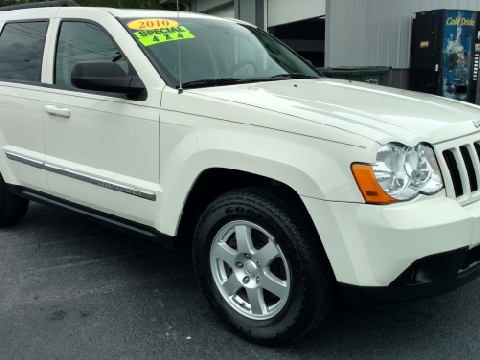 2010 Jeep Grand Cherokee for sale in Greeneville, TN