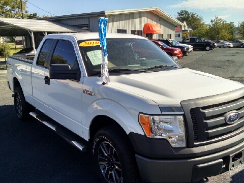 2010 Ford F-150 for sale in Greeneville, TN