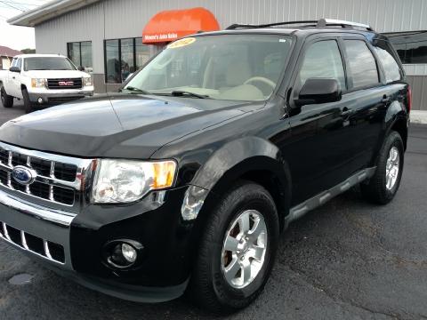 2012 Ford Escape for sale in Greeneville, TN