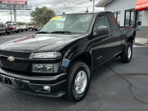 2004 Chevrolet Colorado for sale in Greeneville, TN