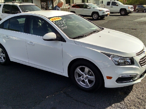 2016 Chevrolet Cruze Limited for sale in Greeneville, TN
