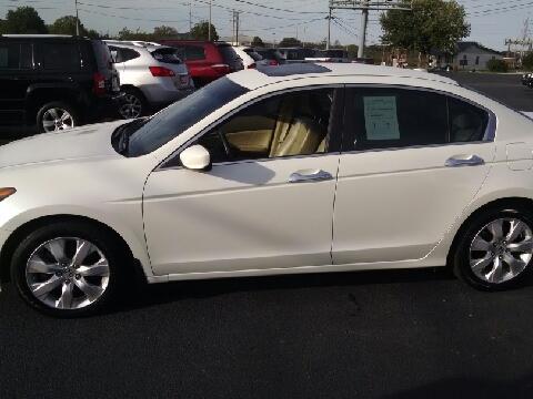 2008 Honda Accord for sale in Greeneville, TN
