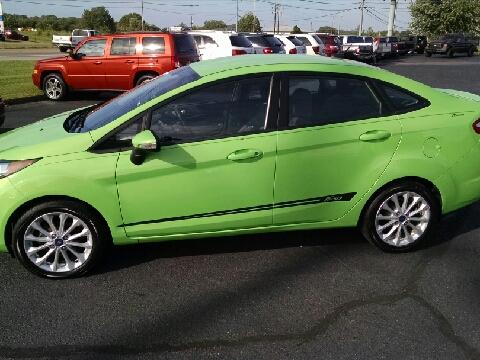 2014 Ford Fiesta for sale in Greeneville, TN