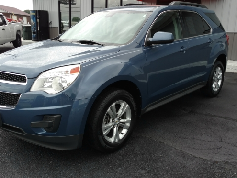 2011 Chevrolet Equinox for sale in Greeneville, TN