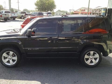 2012 Jeep Patriot for sale in Greeneville, TN