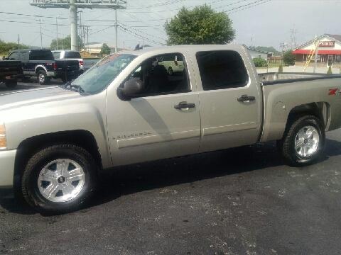 2008 Chevrolet Silverado 1500 for sale in Greeneville, TN