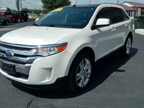 2011 Ford Edge for sale in Greeneville, TN