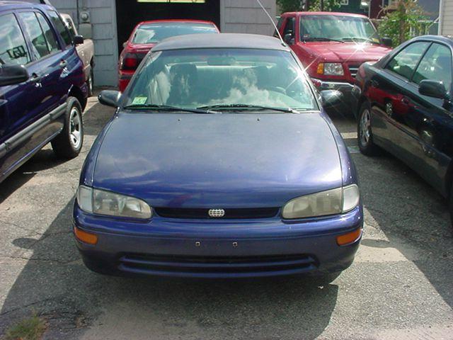 1997 GEO Prizm for sale in CENTRAL FALLS RI