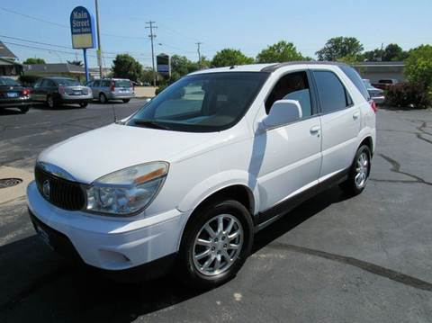 2007 Buick Rendezvous for sale in Neenah WI