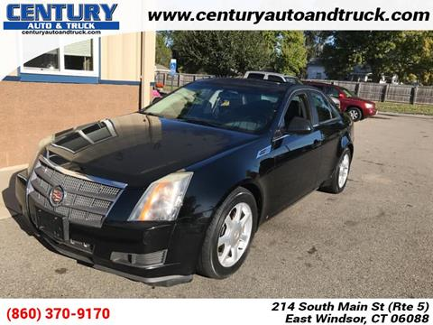 2009 Cadillac CTS for sale in East Windsor, CT