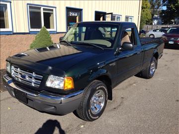 2001 Ford Ranger for sale in East Windsor, CT