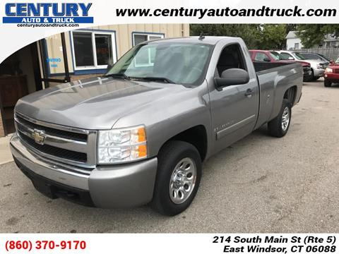 2007 Chevrolet Silverado 1500 for sale in East Windsor, CT