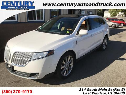 2011 Lincoln MKT for sale in East Windsor, CT