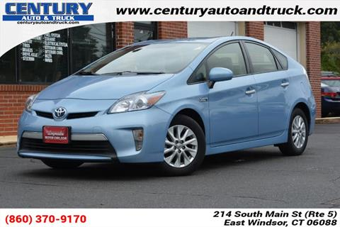 2012 Toyota Prius Plug-in Hybrid for sale in East Windsor, CT