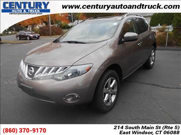 2010 Nissan Murano for sale in East Windsor, CT