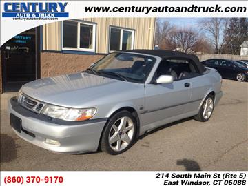 2003 Saab 9-3 for sale in East Windsor, CT
