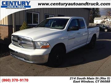 2011 RAM Ram Pickup 1500 for sale in East Windsor, CT