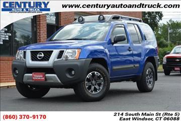 2014 Nissan Xterra for sale in East Windsor, CT