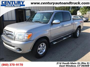 2006 Toyota Tundra for sale in East Windsor, CT