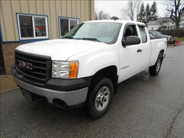 2007 GMC Sierra 1500 for sale in East Windsor, CT