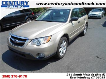 2008 Subaru Outback for sale in East Windsor, CT